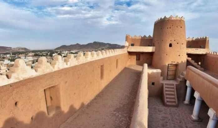 قلعة عيرف A'arif Fort