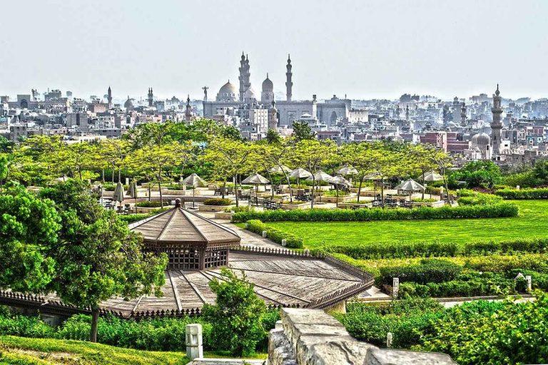 حديقة الأزهر Al Azhar Park