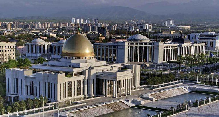 مدينة عشق أباد Ashgabat City