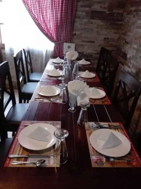 مطعم لافيلا تبوك Lavilla Restaurant