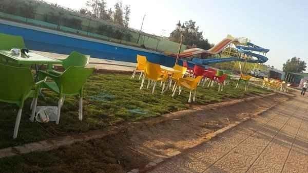 حديقة تبوك المائية Tabuk Aqua Park