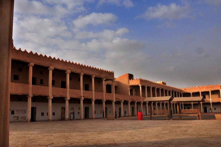 قصر القشلةQishlah Castle