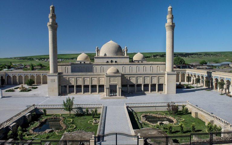 مسجد ديربنت دزوما Derbent Dzhuma-Mosque