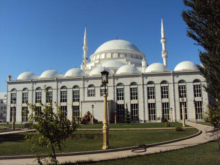 مسجد ماخاشكالا الكبير Makhachkala Grand Mosque