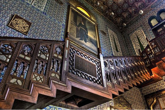 متحف قصر المنيل Manyal PalaceMuseum