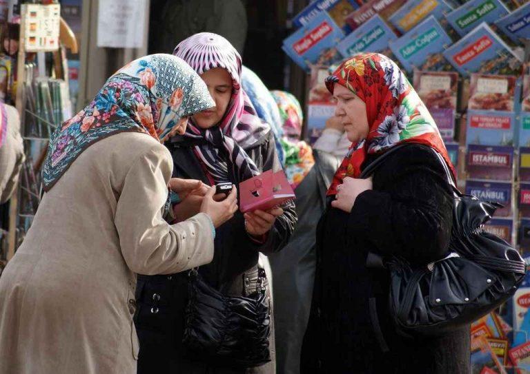 محلات ملابس المحجبات في اسطنبول 1