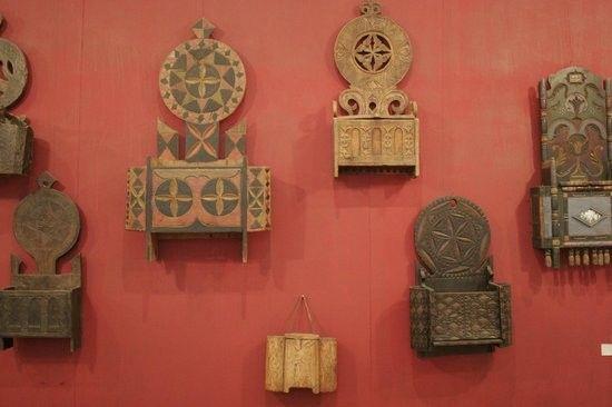 متحف داغستان للفنون التطبيقية Dagestan Museum of Fine Art