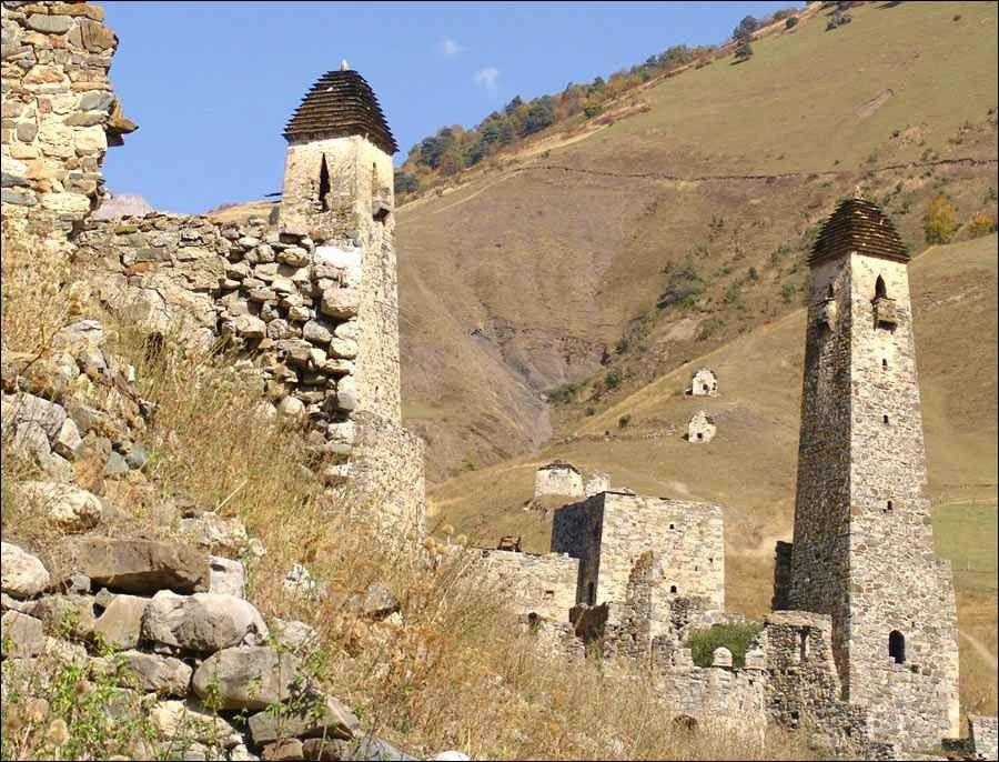 قرية إرزي Erzi village