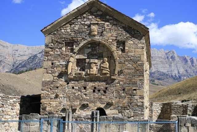 كنيسة ثابا يردي Thaba Yerdy Church