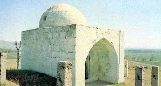 ضريح بورغا كاش Borga Kash Mausoleum