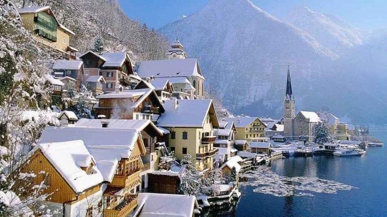 الطقس في النمسا travel to Austria