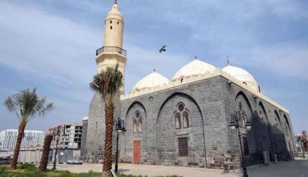 مسجد الغمامةMasjid Al Ghamama