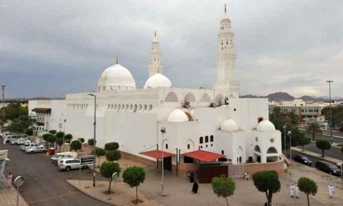 مسجد القبلتينMasjid Al Qiblatain