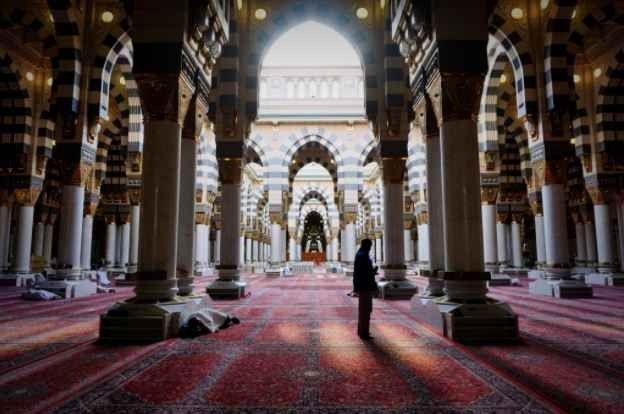 المسجد النبوي الشريفThe Prophet's Mosque