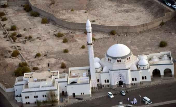 مسجد الجمعةMasjid Al Jummah