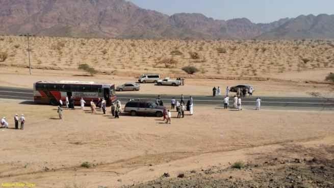 وادي الجن بالمدينة المنورة Wadi Al Jinn