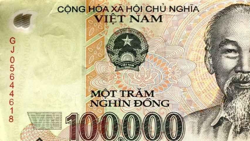 العملة الفيتنامية