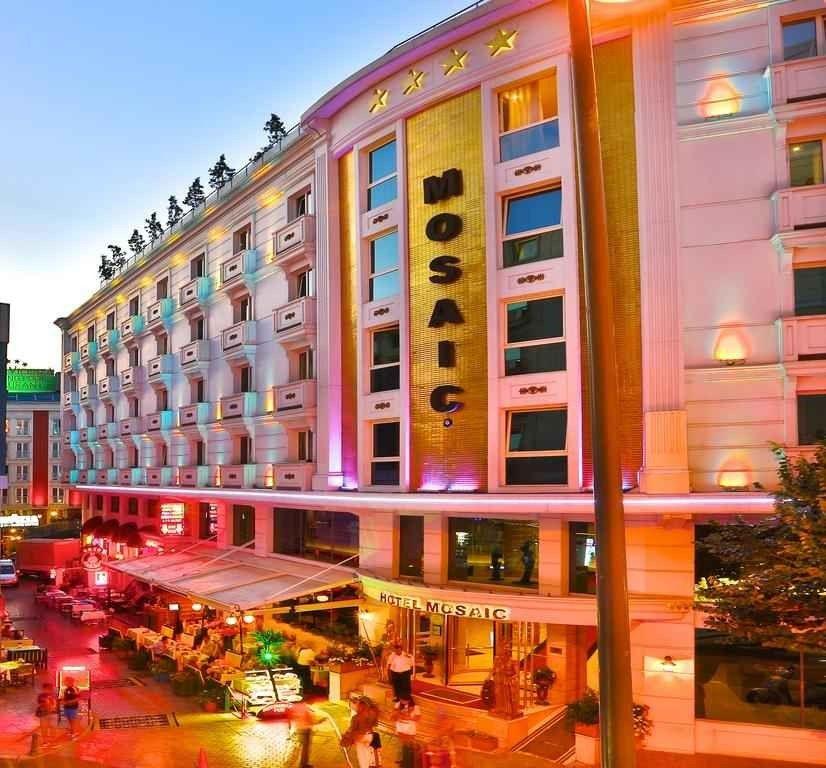 أفضل الفنادق الرخيصة في منطقة السلطان أحمد 2