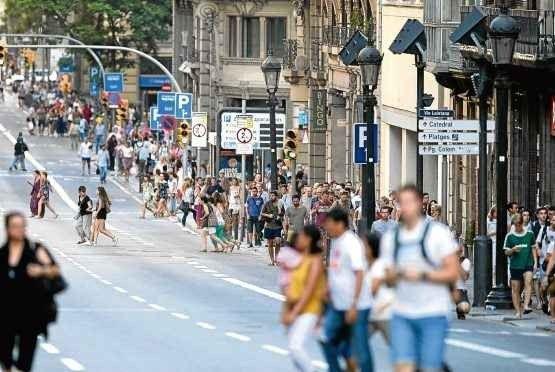 نصائح السفر إلى برشلونة