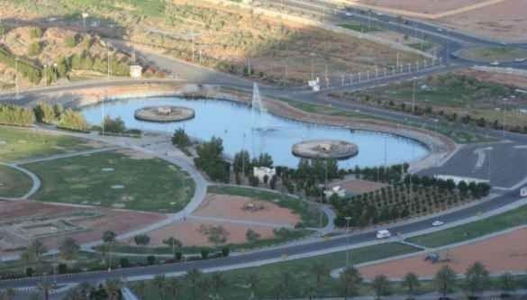 منتزه جبل السمراء Jabal Al Samraa Park