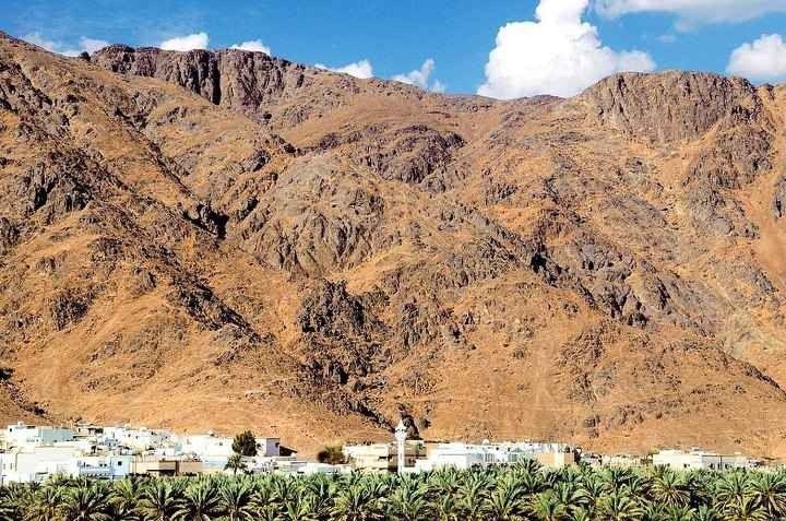 جبل أحدMount Uhud