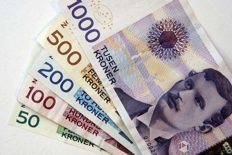 العملة النرويجية