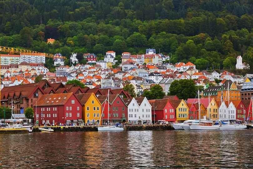 بيرغن Bergen