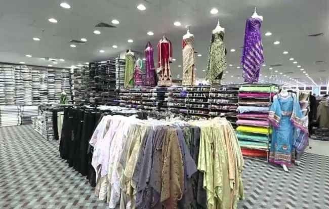 مجمع القارات في المدينة المنورة Al Qarat Mall