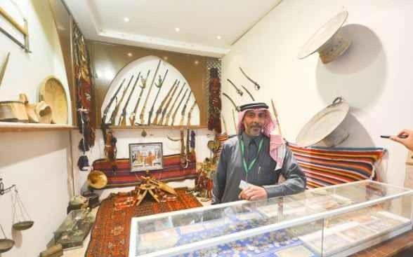 متحف خيبر المدينة المنورة Khyber Museum In Madinah