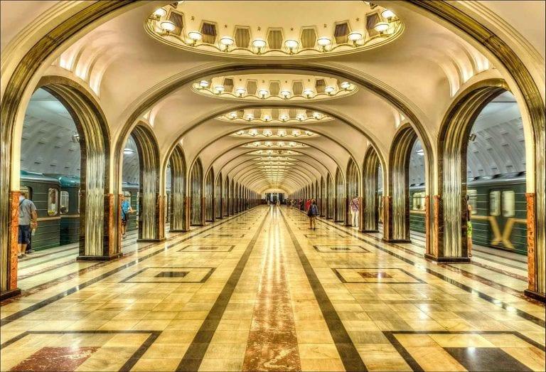 التنقل في موسكو muscow