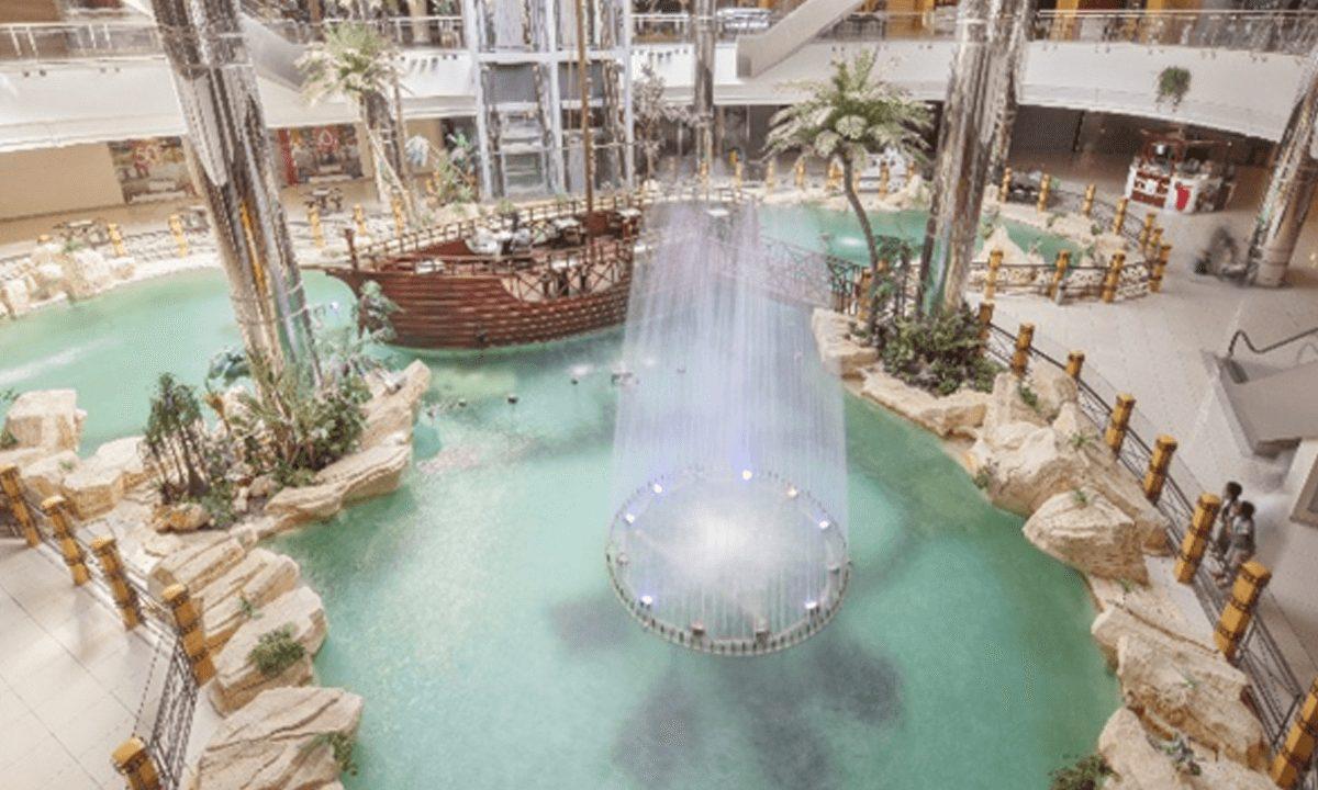 الراشد ميغا مول المدينة المنورة Al Rashid Mega Mall