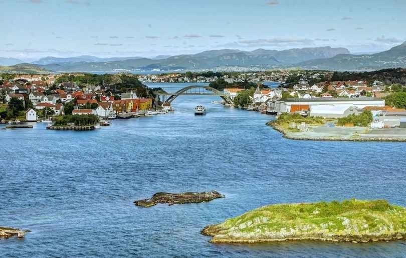 ستافنجر Stavanger