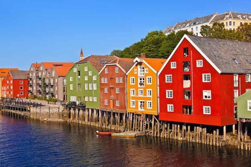 تروندهايم Trondheim