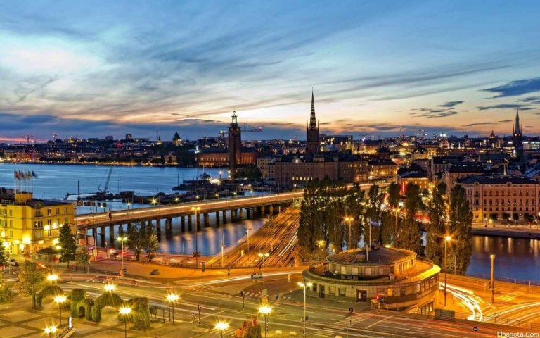 تكلفة السياحة في السويد