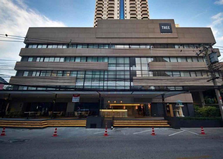 فندق ذا بانكوك - فنادق رخيصة في شارع العرب
