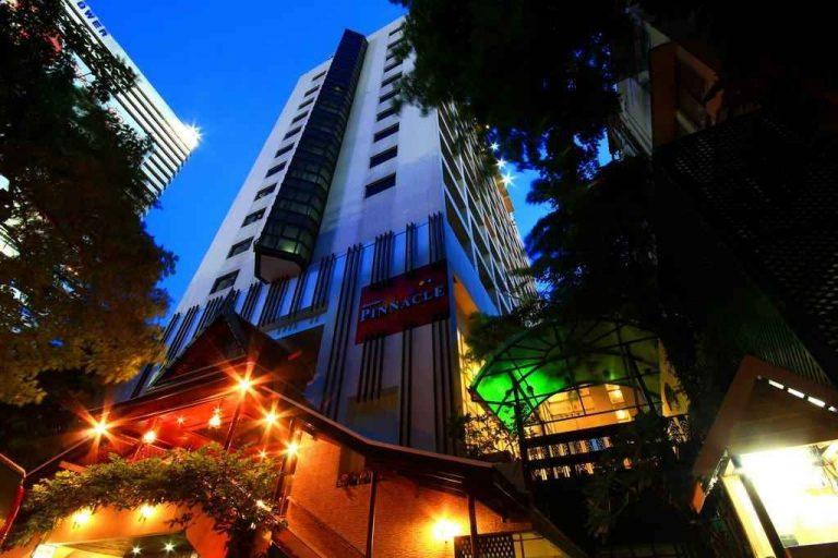 فنادق رخيصة في شارع العرب بانكوك
