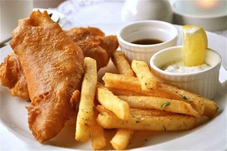 تعرف على أشهى الأطعمة ..وأفضل وأرخص المطاعم فى بريطانيا...