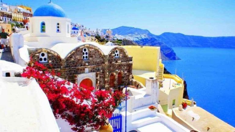الإقامة في اليونان - نصائح السفر إلى اليونان