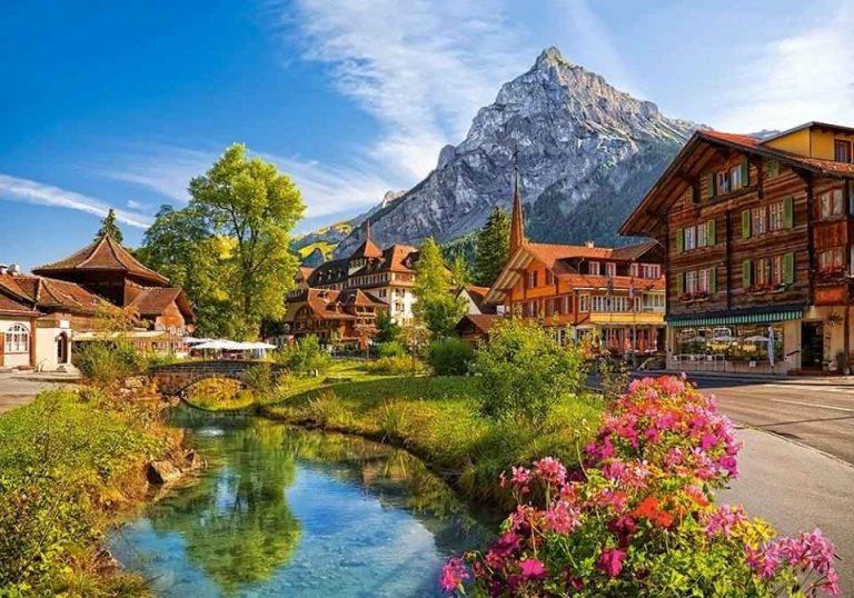 تكلفة السياحة في سويسرا