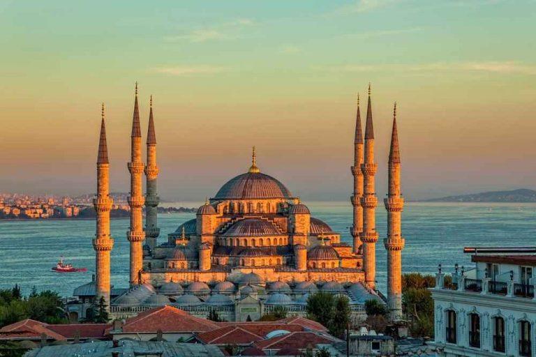 مساجد تركيا اسطنبول