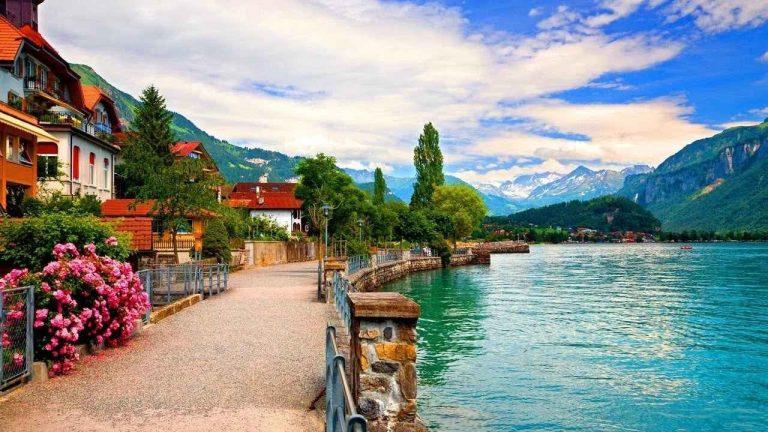 سويسرا الجميلة