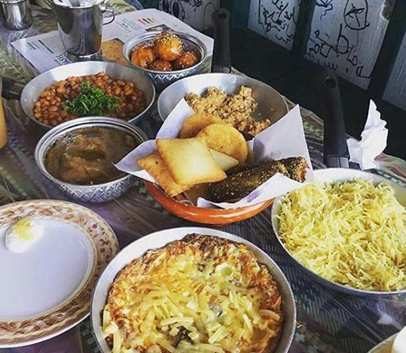 أكلات شعبية بحرينية