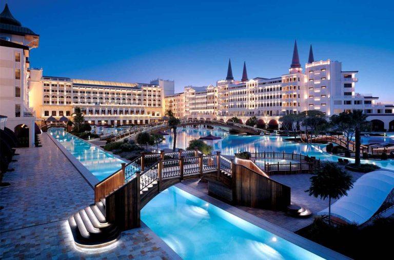 نصائح السفر إلى تركيا بالنسبة لمكان الإقامة