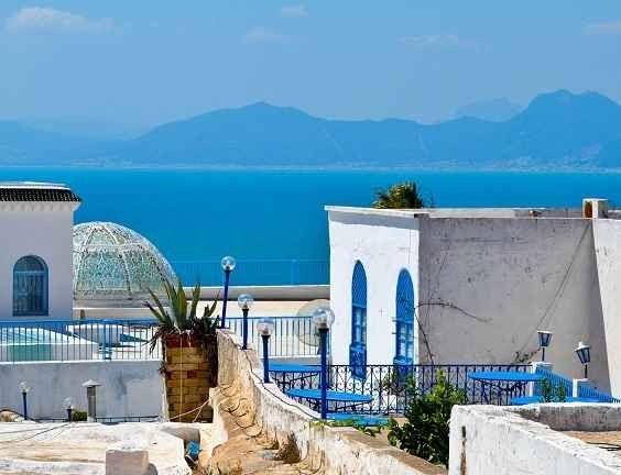 السياحة في تونس الحمامات