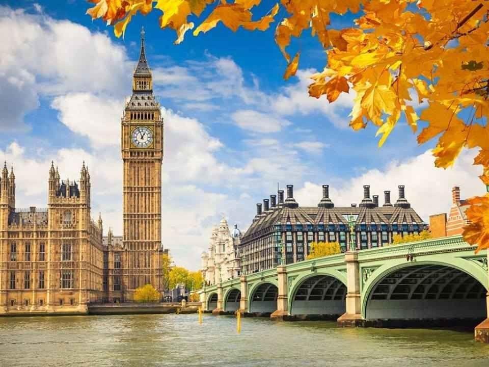 تكلفة السياحة في لندن