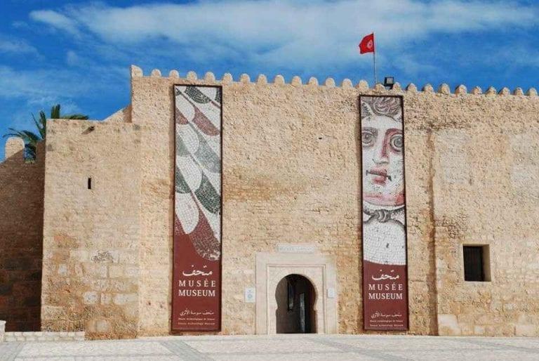 """ثانيا:متاحف المدينة العتيقة..وأشهرها """"المتحف الأثرى"""" و """"دار الصيد"""".."""