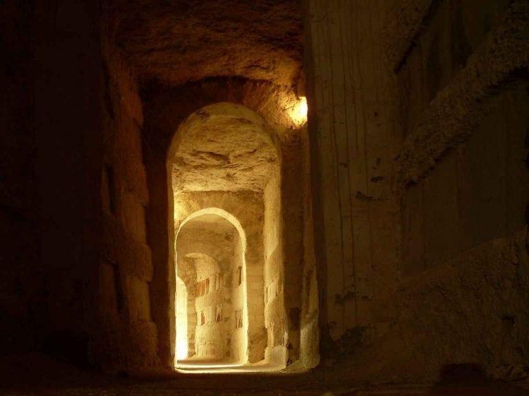 رابعا:دواميس سوسة..وأقدم المدافن الأثرية..