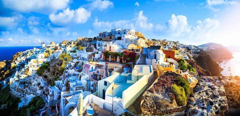 تكاليف السياحة في اليونان