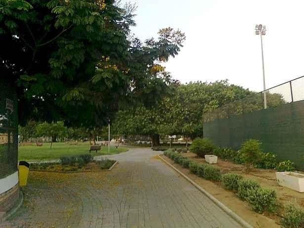 حديقة الشفاء