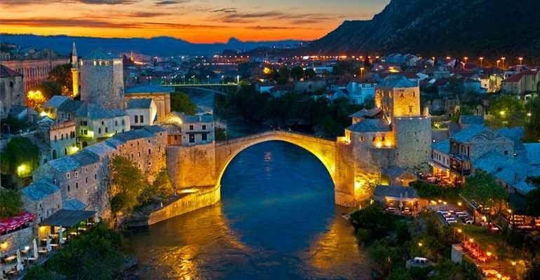 تكلفة السياحة في البوسنة